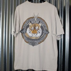 Other - vintage san diego zoo t-shirt